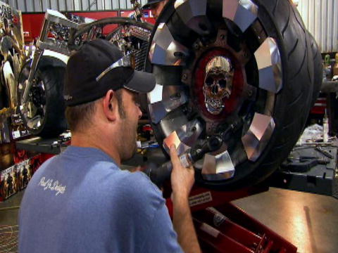 American Chopper: Sr vs Jr: That's SICKENING