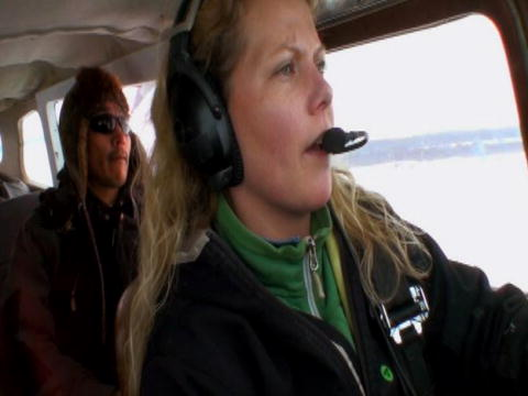 Flying Wild Alaska: Vind