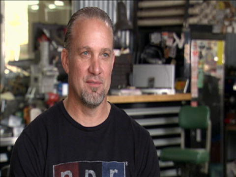 American Chopper: Sr vs Jr: Jesse James återkomst