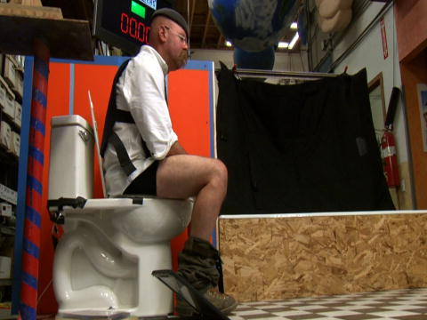 MythBusters: Det farlige toilet
