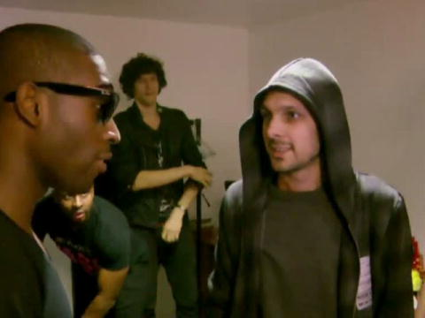Dynamo: Magician Impossible: Tinie Tempah