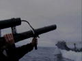 Whale wars: Grnsaker som ammunition