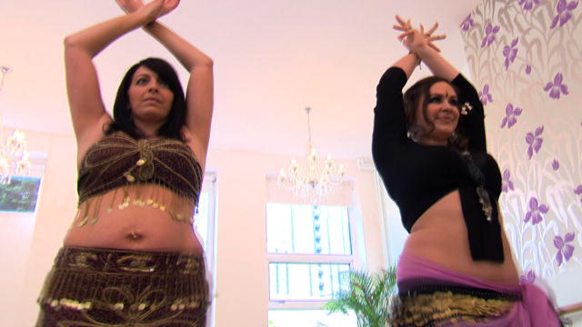 Health: Belly Dance Therapy