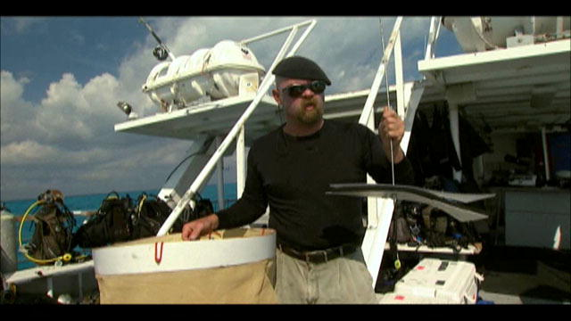 Flapping fish fiasco mythbusters discovery for Fishing shows on discovery channel