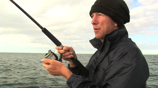Introducing man vs fish other shows discovery for Fishing shows on discovery channel
