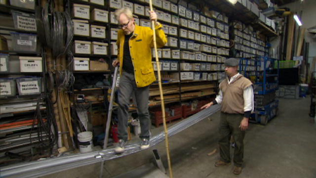 Duct Tape Bridge Design MythBusters Discovery 640x360