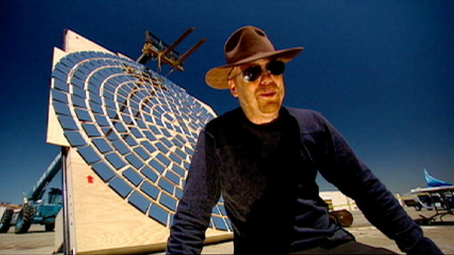 Mythbusters: Death Ray MiniMyth : Video : Discovery Channel