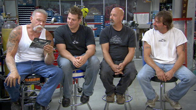 OCC Beck's Hybrids Aftershow 1 | American Chopper | Discovery