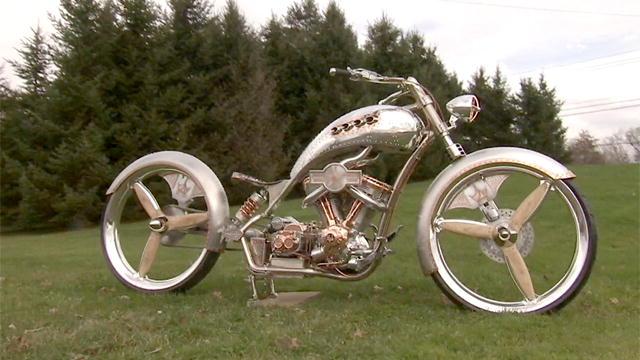 Biker Build-Off