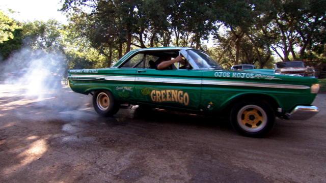 Car Wars: The Filthy Greengo