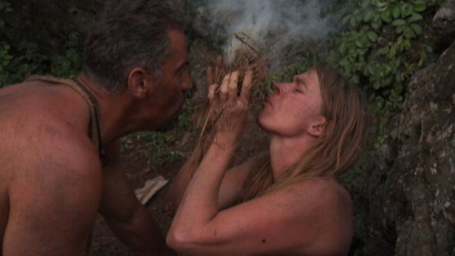 Naked And Afraid Making Fire In Tanzania Video Discovery Channel