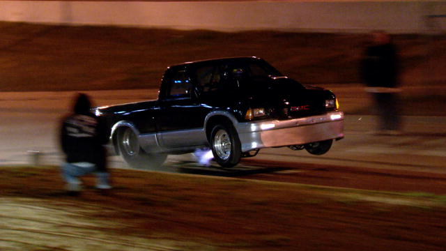 Street Outlaws Daddy Dave Sonoma