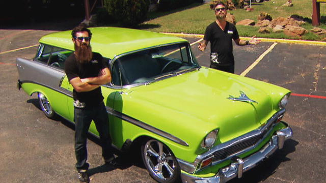 Fast N' Loud: Ultimate Road Trip Car : Video : Discovery Channel