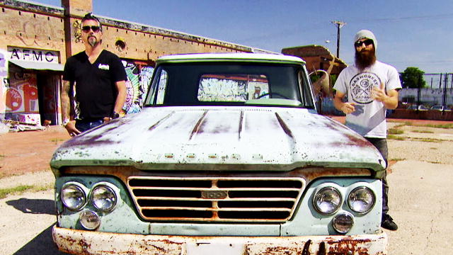 Win A 1956 Chevy Nomad Restored By Gas Monkey Garage With Dale | Short