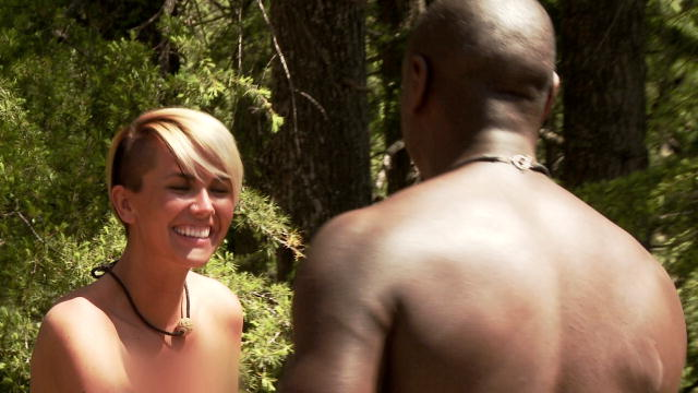 Was Naked and afraid naked pics uncensored