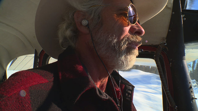 Edge of Alaska star Neil Darish reflects on the end of an