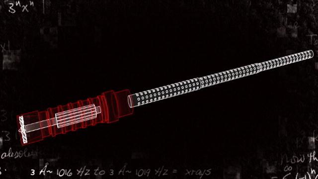 Plasma Sword Real Designing a li Real Plasma