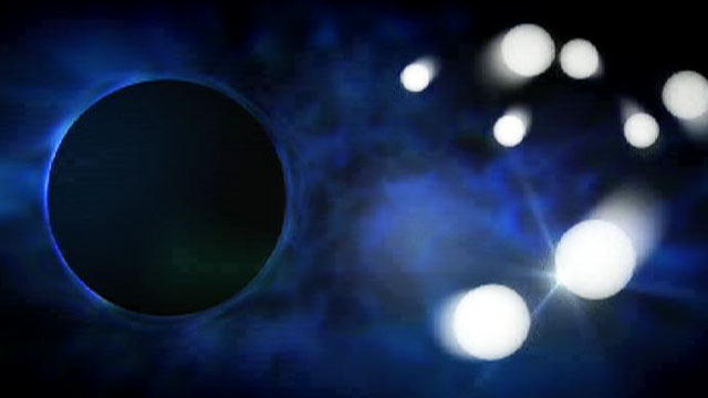 Black Hole vs Wormhole - Pics about space