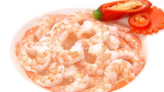 Science: Frozen Shrimp