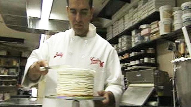 Cake Boss Icing A Cake Buddy Style : Icing A Cake Buddy Style Cake Boss TLC