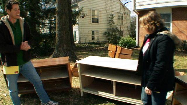 Home Made Simple: Shelving Dressers