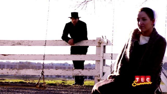 Breaking Amish Lizzie Baby