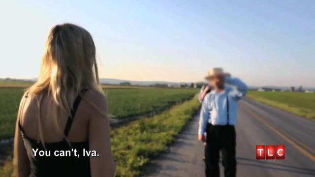 LA:Iva's Old Friends   Breaking Amish: LA   TLC
