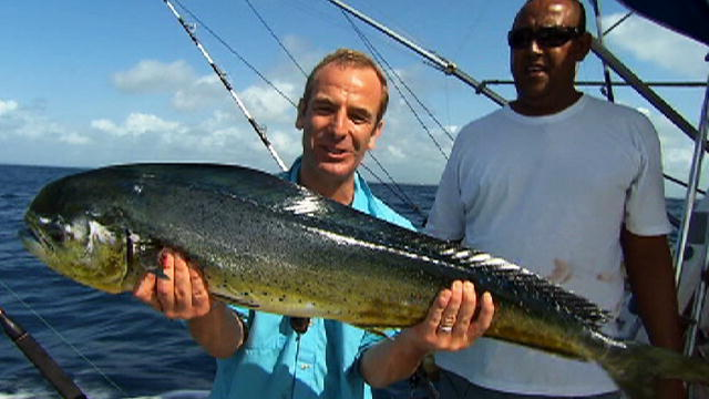 The golden maverick extreme fishing velocity for Fishing shows on discovery channel