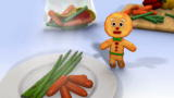 Gingerbread Man Tips: Wicked Good Snacks