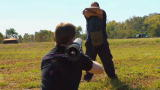 Sons of Guns: Human Bazooka Target