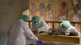 King Tut Unwrapped: Collecting Royal DNA