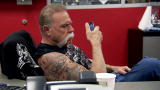 American Chopper: Sr vs Jr: Senior's No-Cameras Reaction