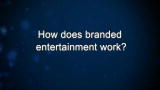 S. Smolan: How does branded entertainment work?