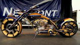 American Chopper: Sr vs Jr: Newmont Mining Bike Reveal