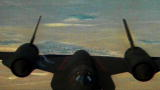 Warplane: SR71-Blackbird: Faster than Missiles
