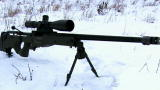 Ultimate Weapons: Accuracy International AWSM Sniper Rifle