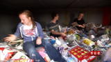 Extreme Couponing: Dumpster Diving with the Family