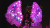 My Big Fat American Gypsy Wedding: Giant Blinged Wings