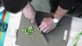 Inedible to Incredible: Chopping Green Onions