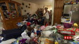 Hoarding: Buried Alive: Kid Trapped Inside Parent's House